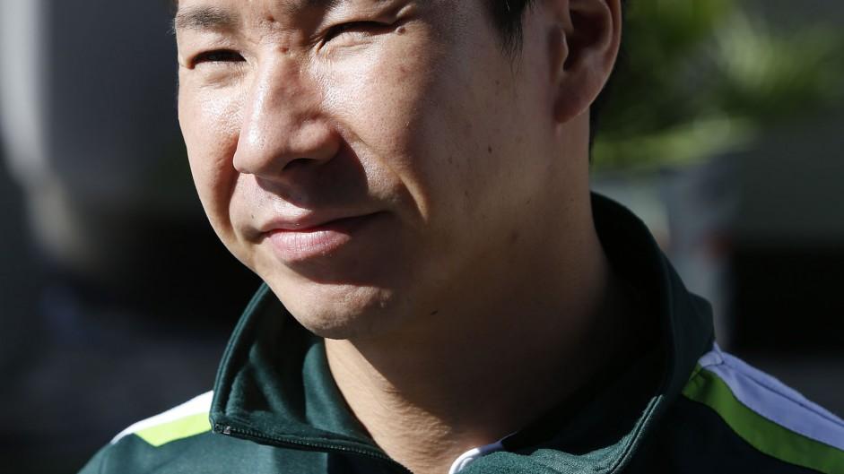 Kobayashi will return with Caterham in Abu Dhabi