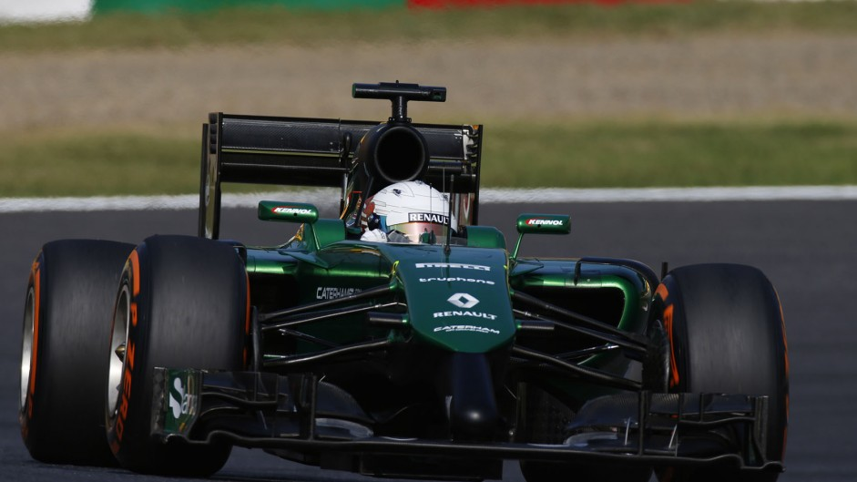 Caterham to return in Abu Dhabi