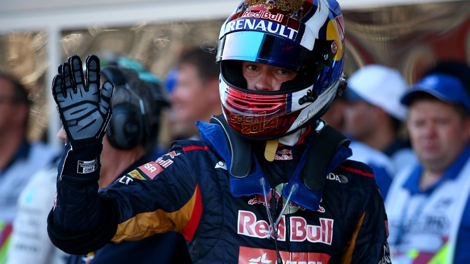 Daniil Kvyat's Route to F1
