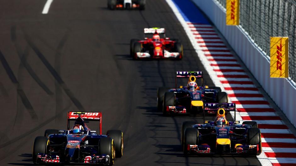 2014 Russian Grand Prix team radio transcript