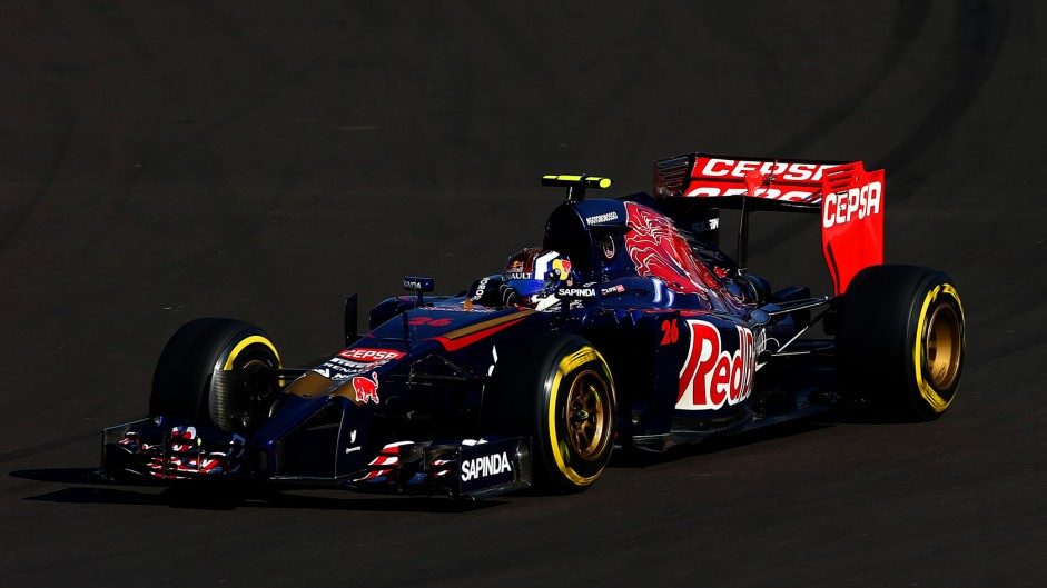 Kvyat joins Button and Vettel with grid penalty