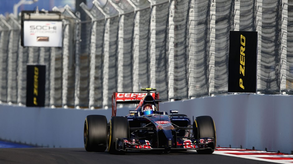 """Kvyat hopes to make up for """"crap"""" first home race"""