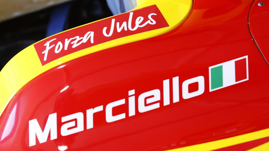 Raffaele Marciello, GP2, Sochi Autodrom, 2014