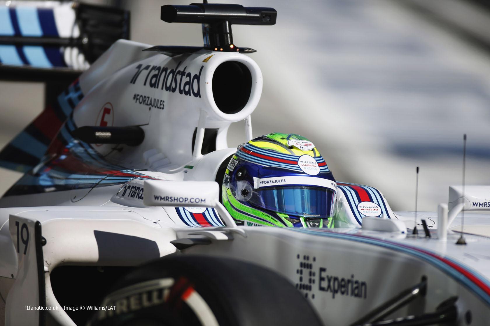 Felipe Massa, Williams, Sochi Autodrom, 2014