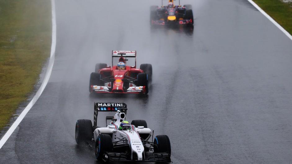 """Race conditions were """"dangerous"""" – Massa"""