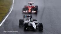Felipe Massa, Williams, Suzuka, 2014