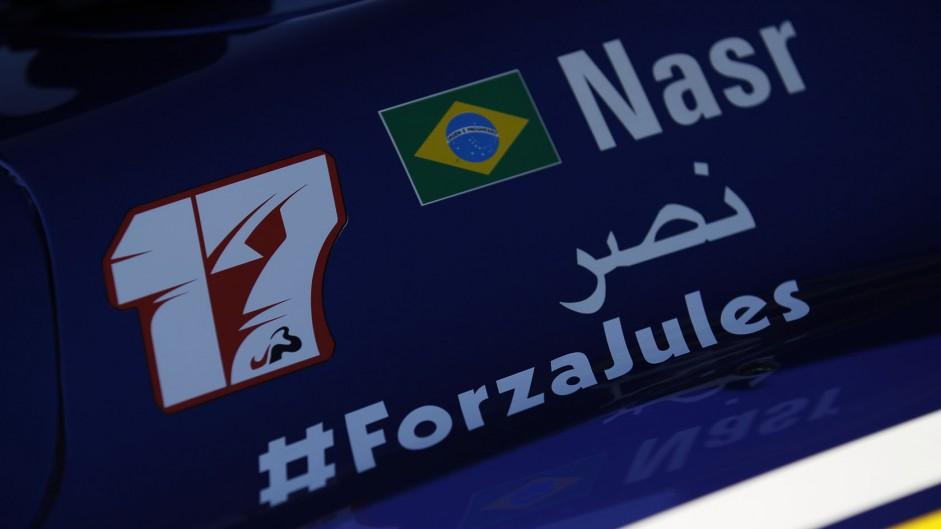 Felipe Nasr, GP2, Sochi Autodrom, 2014