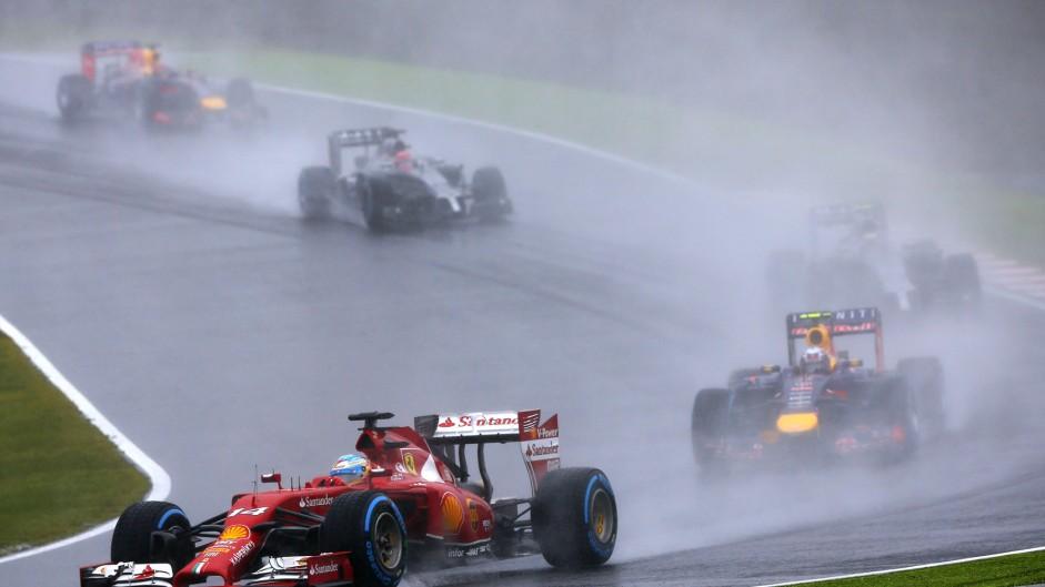 2014 Japanese Grand Prix team radio transcript