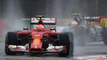 Kimi Raikkonen, Ferrari, Suzuka, 2014