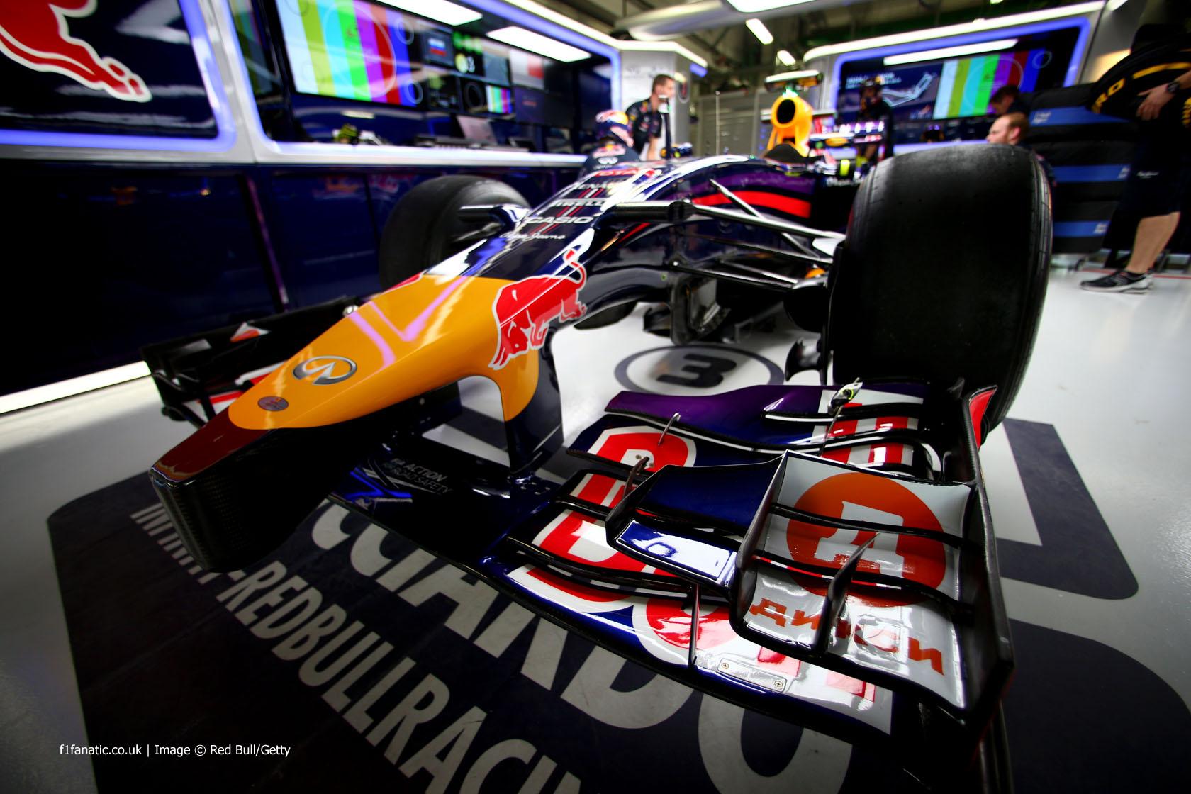 Red Bull, Sochi Autodrom, 2014