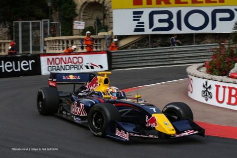 Pierre Gasly, Formula Renault 3.5, Monaco, 2014