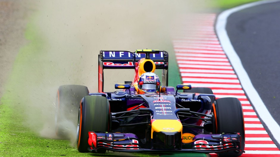 2014 Japanese Grand Prix qualifying in pictures