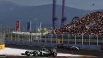 Nico Rosberg, Mercedes, Sochi Autodrom, 2014