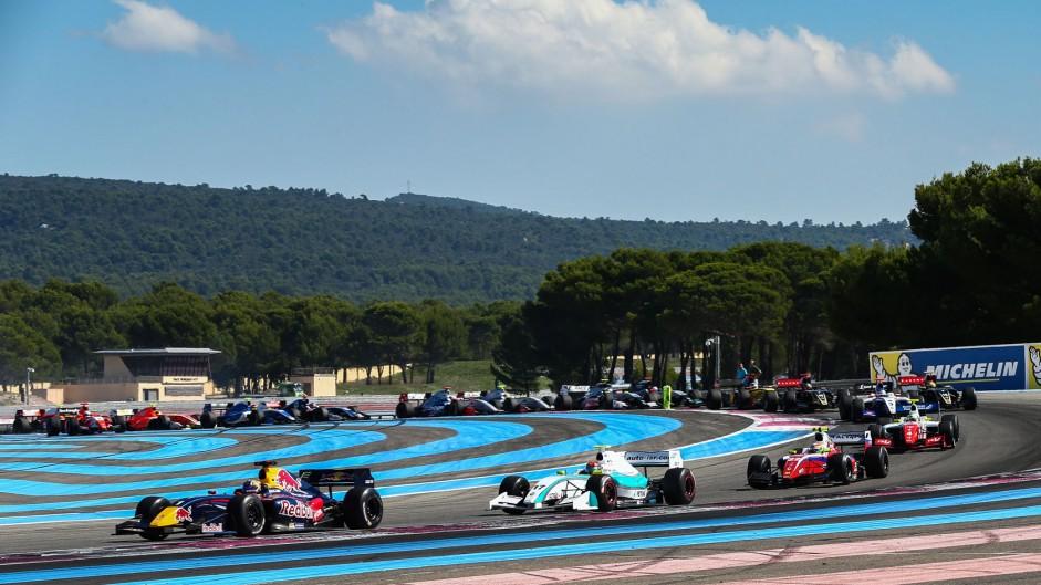 Carlos Sainz Jnr, Formula Renault 3.5, DAMS, Paul Ricard, 2014