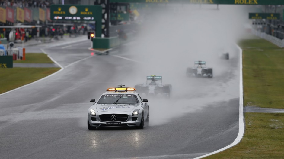 Not difficult to implement Safety Car changes – Vettel