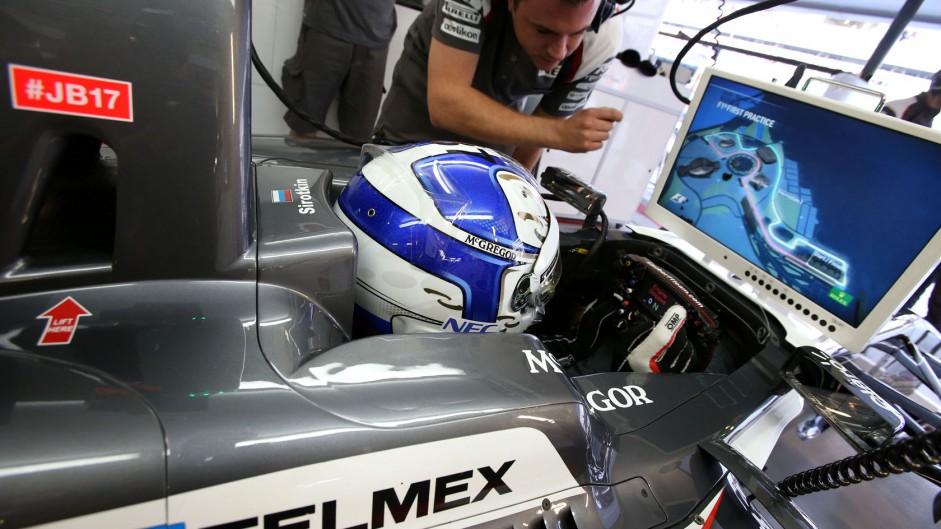 Sergey Sirotkin, Sauber, Sochi Autodrom, 2014