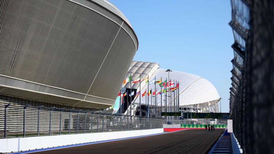 Live: 2014 Russian Grand Prix qualifying