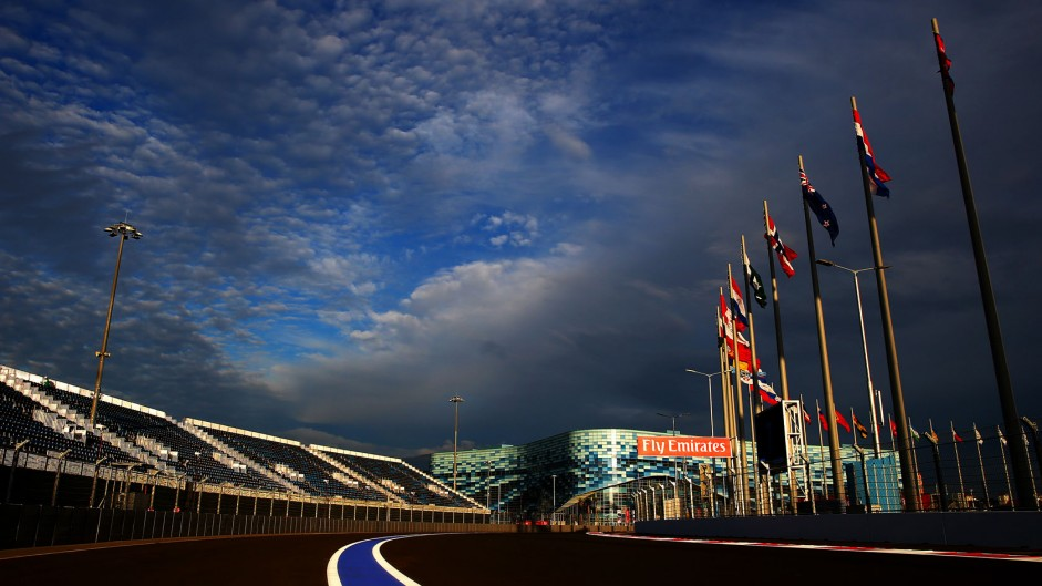 Sochi Autodrom, 2014
