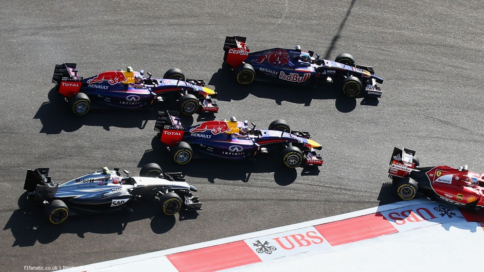 Vote for your 2014 Russian GP Driver of the Weekend