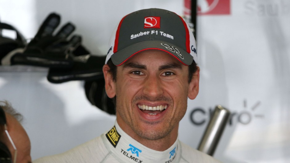 Sutil appointed as Williams reserve driver