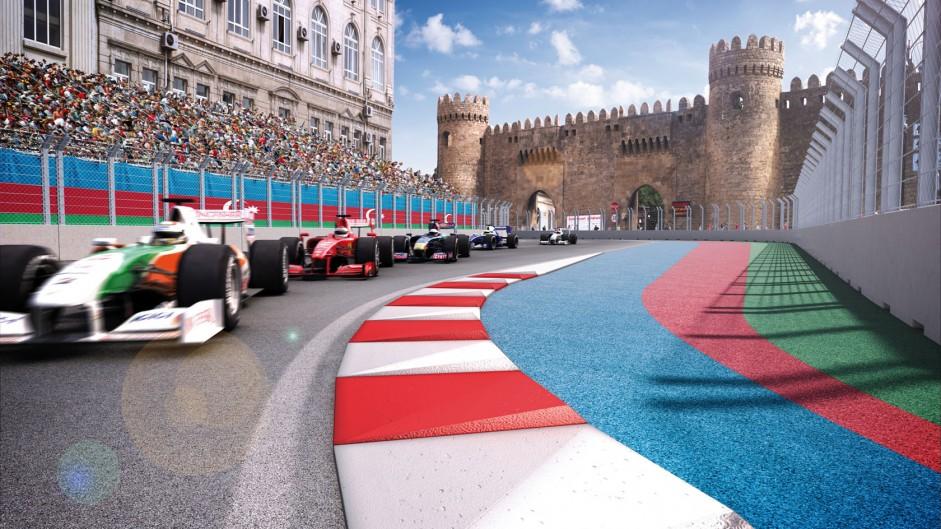 Sunset no problem for Baku race – organisers