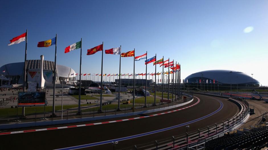 Turn 3, Sochi Autodrom, 2014