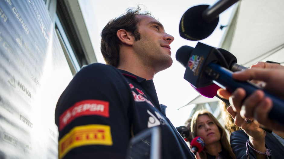 Vergne says he won't drive for Toro Rosso in 2015