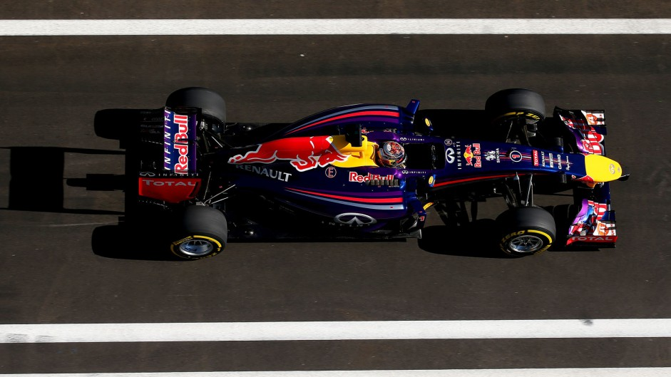 FIA confirms Vettel will start from pit lane