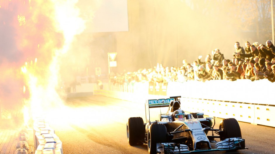 The Complete F1 Fanatic 2014 season review