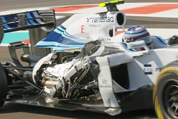 2014 Abu Dhabi Grand Prix Friday in Tweets