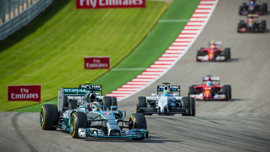 2014 United States Grand Prix team radio transcript