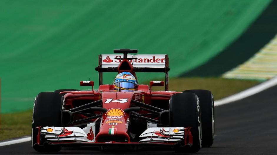 Alonso explains qualifying outburst
