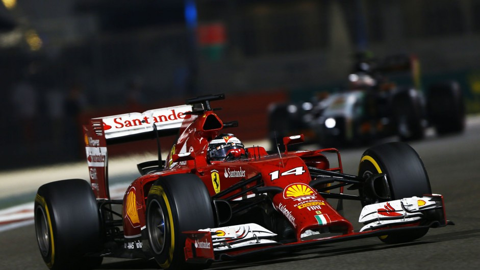 Caterham close to Ferrari's pace in Abu Dhabi