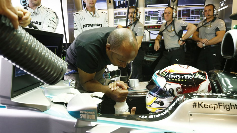 F1 needs great drivers, not rich ones – Anthony Hamilton