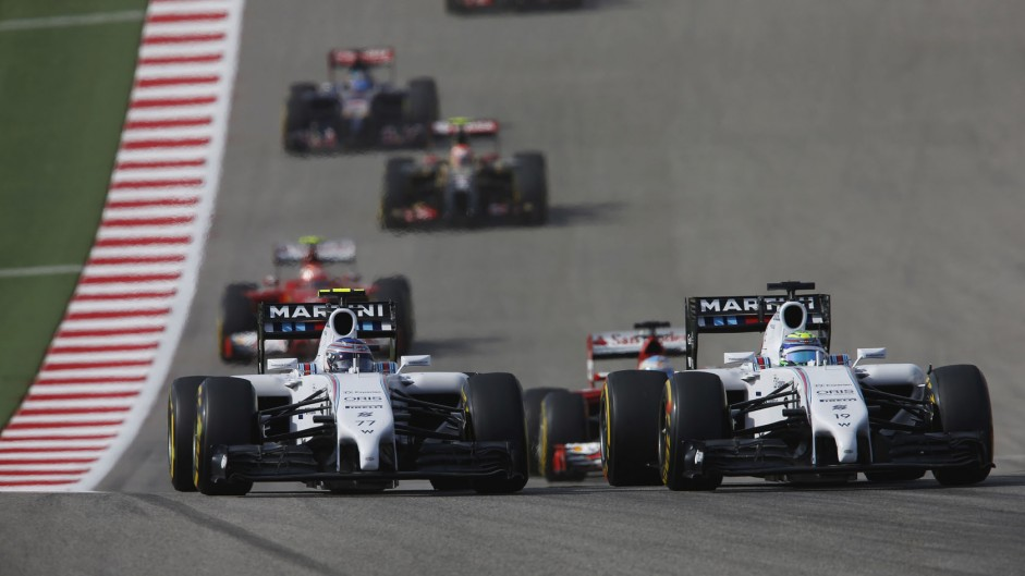 Williams' best year since '03 not just due to Mercedes
