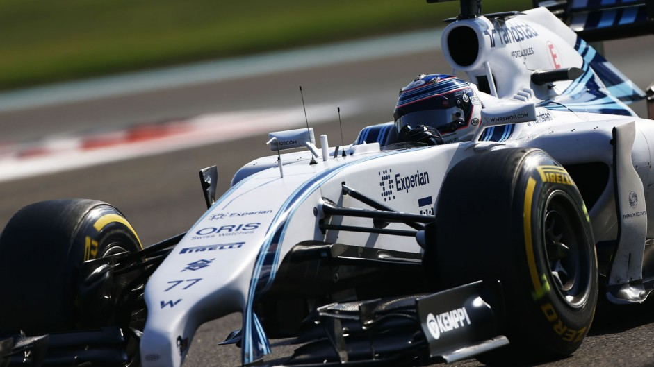 Bottas on top as McLaren take first steps with Honda