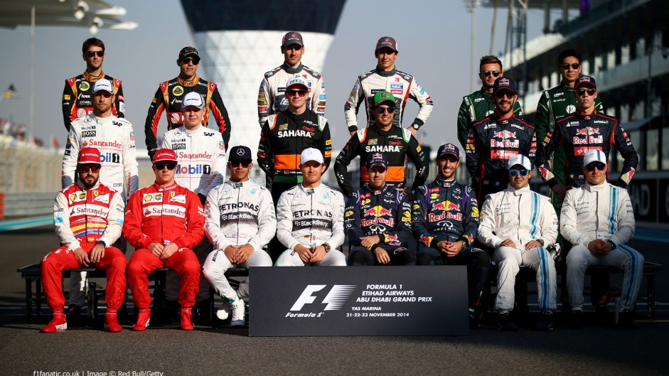 Who would you replace this year's drivers with?
