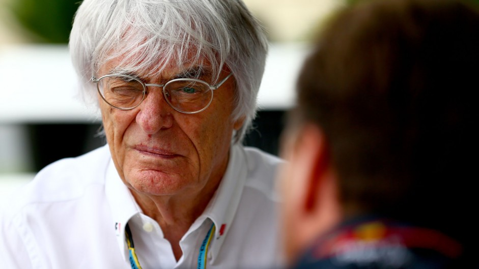 Young fans are irrelevant, women criticise too much and Ferrari has lost popularity, claims Ecclestone