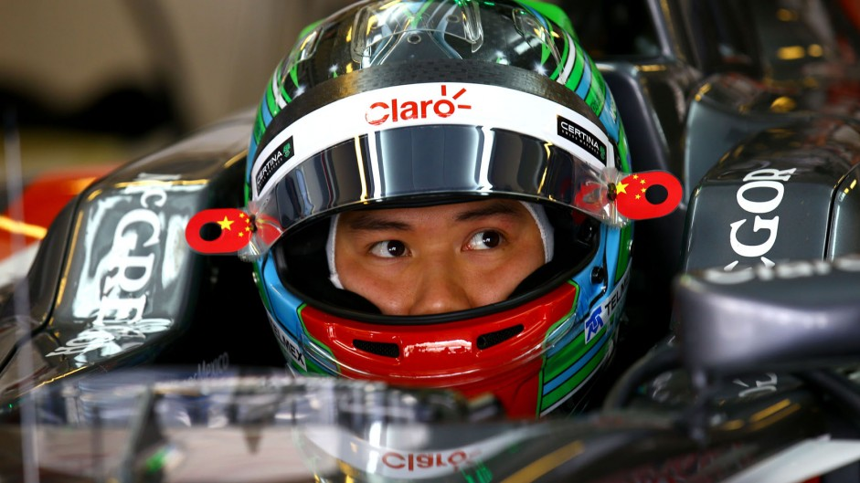 Adderly Fong joins Lotus as development driver