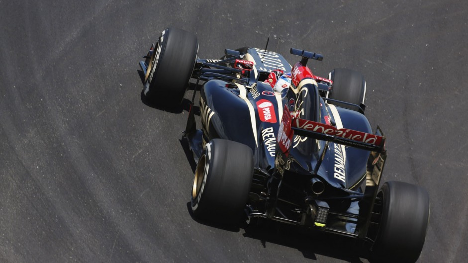 Grosjean given 20-place grid penalty