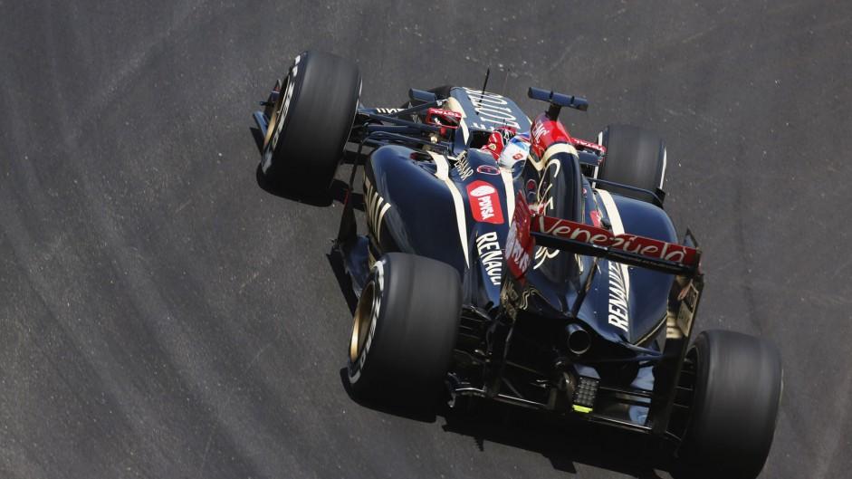Grosjean given 20-place grid penalty