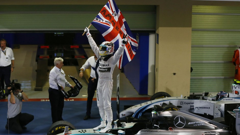 Hamilton clinches championship in style, Rosberg accepts defeat with dignity