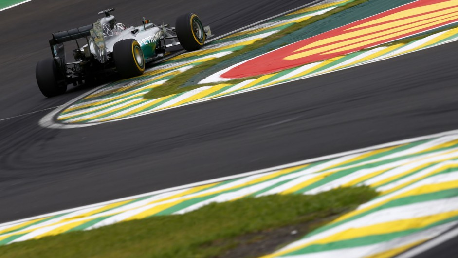 """I was clearly quickest today"" – Hamilton"