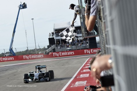 Lewis Hamilton, Mercedes, Circuit of the Americas, 2014