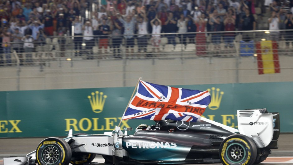 2014 Abu Dhabi Grand Prix in pictures