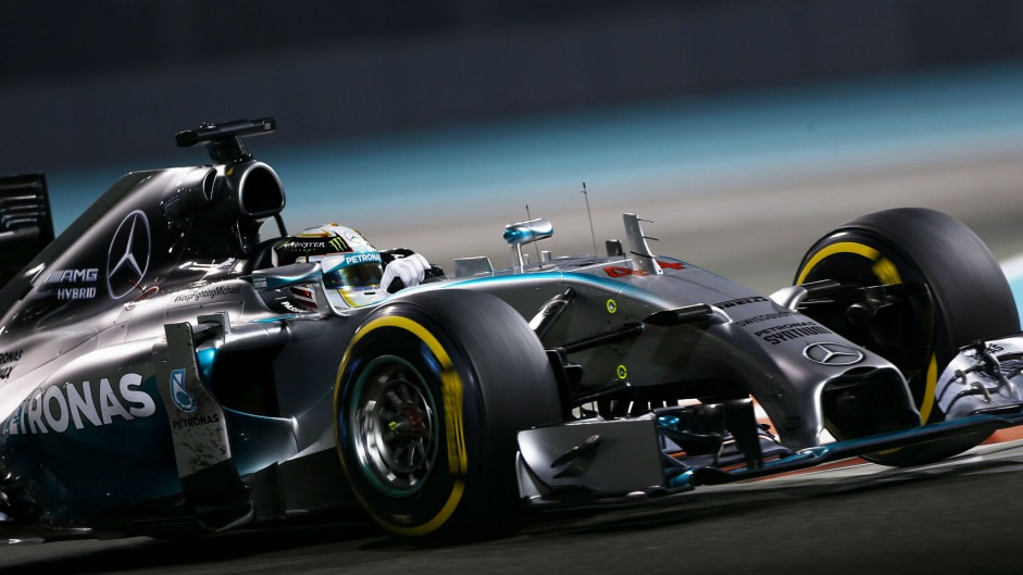 2014 Abu Dhabi Grand Prix team radio transcript