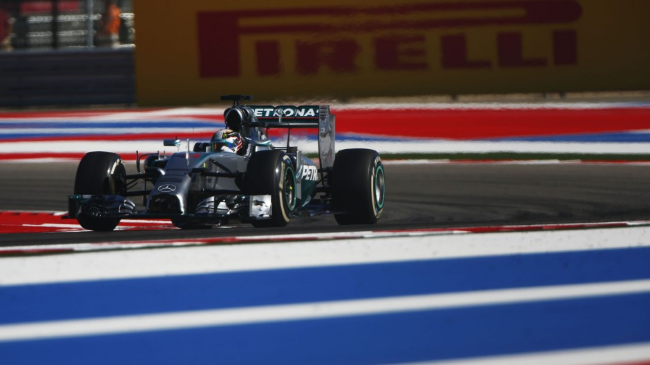 2014 United States Grand Prix result