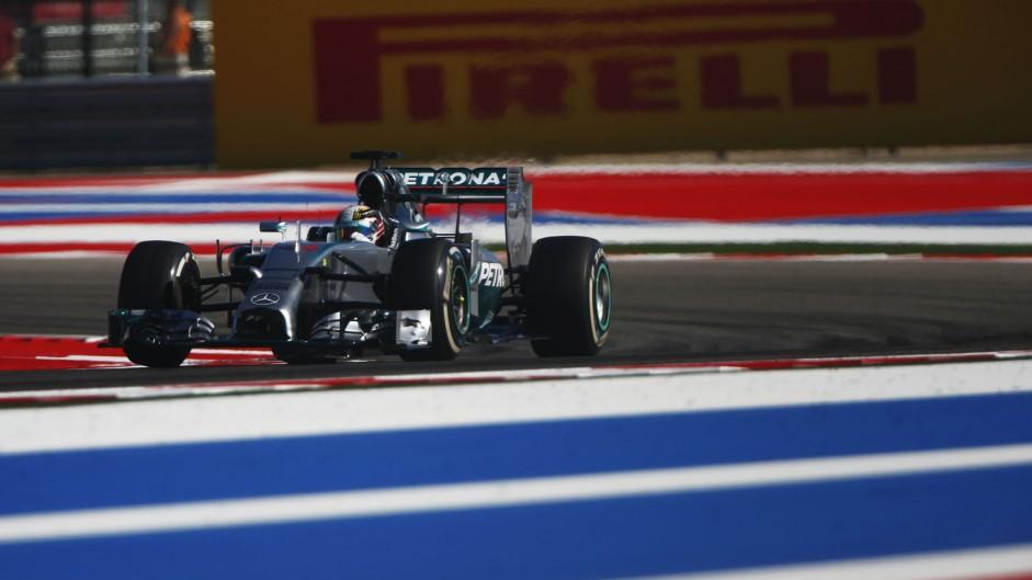 2014 United States Grand Prix result