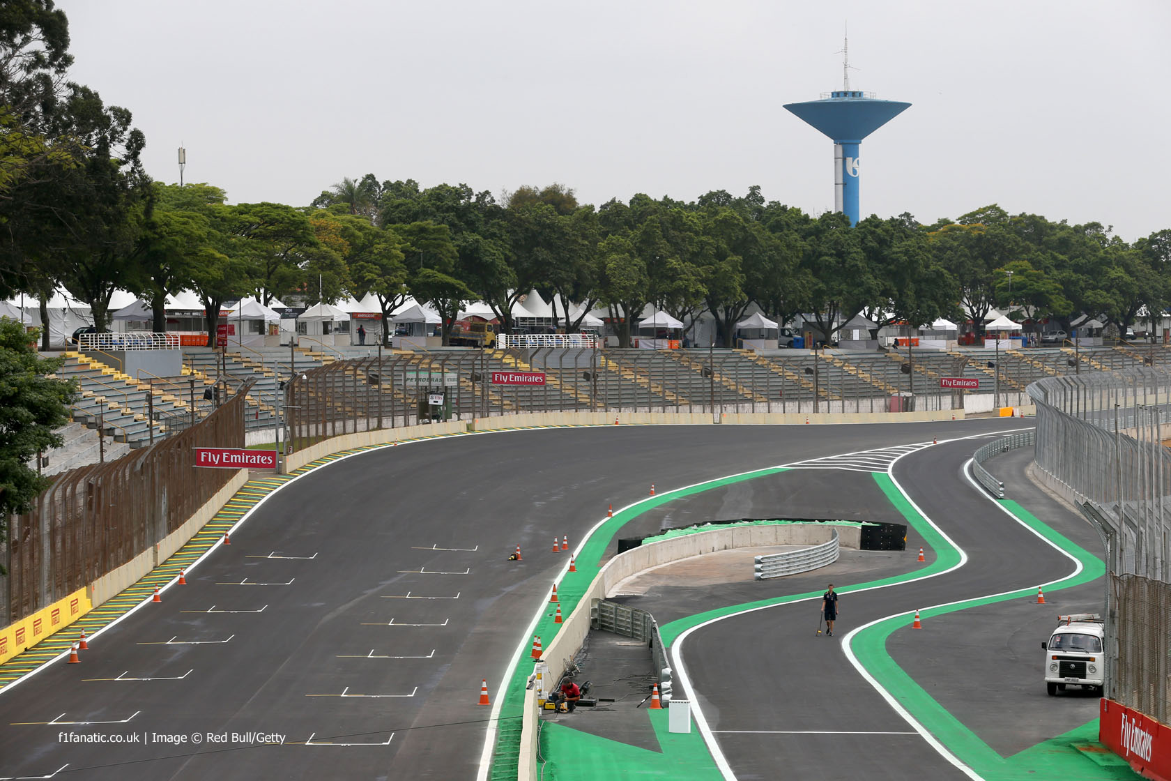 Circuit Interlagos : Pictures: massa endorses interlagos track changes f1 fanatic