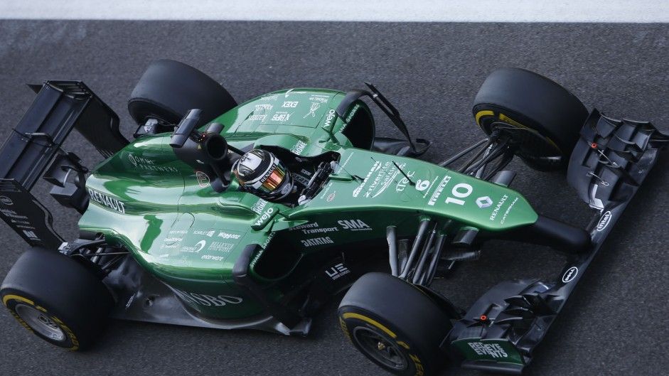 Sponsor Watch: 2014 Abu Dhabi Grand Prix